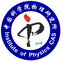 The Institute of Physics (IOP), Chinese Academy of Science Logo
