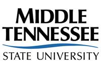 MTSU - Middle Tennessee State University Logo